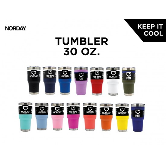 TERMO ACERO INOXIDABLE 30oz NORDAY